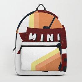 Mini Golf Pro Winner Backpack