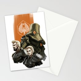 jagger Stationery Cards