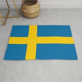 Flag of Sweden - Swedish Flag Rug
