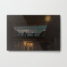 Paris Airport Metal Print