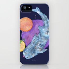 Space Blub iPhone Case