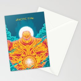Gipsy Danger Stationery Cards