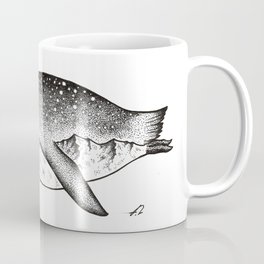 Penguins are happiness Coffee Mug