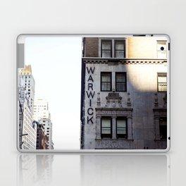 Warwick Laptop & iPad Skin