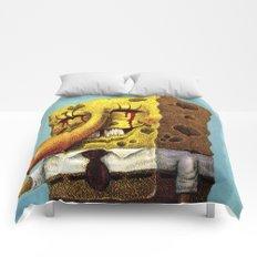 Under happiness( Fan-art) Comforters