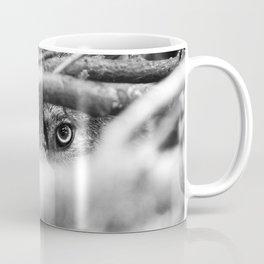Wild Eyes Wolf Edition Coffee Mug