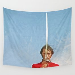 With Honour Wall Tapestry