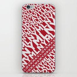 ★ MLNY ★ SPRING 2012 ★ MEN'S ACCESSORIES ★ iPhone Skin