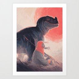 Shepard Art Print