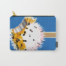 Fish Fugu Ice Cream Carry-All Pouch