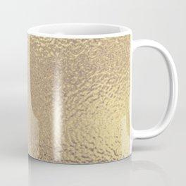 Simply Metallic in Antique Gold Coffee Mug