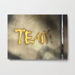 Urban Abstract 106 Metal Print