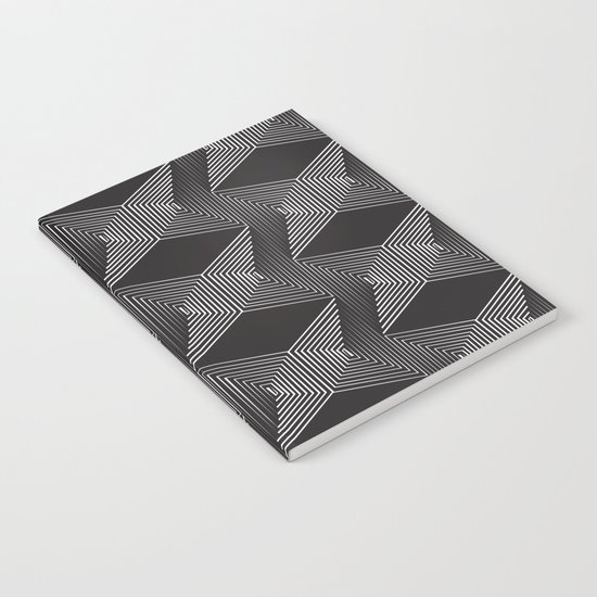Crying Stars Notebook