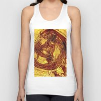 notorious Tank Tops featuring NOTORIOUS by BlackKirby1