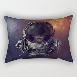 Space Pilot Rectangular Pillow