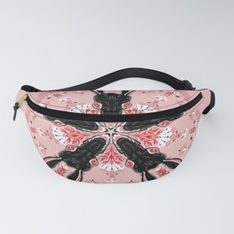 The Dark hare Fanny Pack
