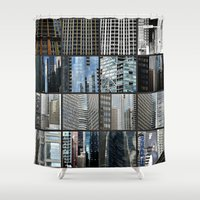 architecture Shower Curtains featuring Architecture by ARTISTWERQ