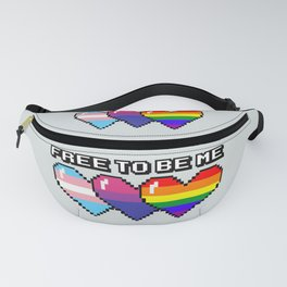 Free To Be Me Fanny Pack
