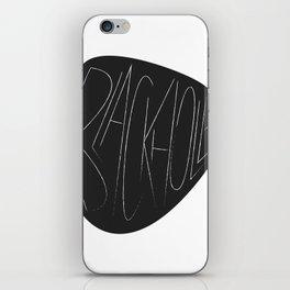 Blackhole iPhone Skin