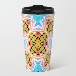 ethnic cross Travel Mug