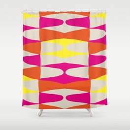 Zaha Chicago 68 Shower Curtain