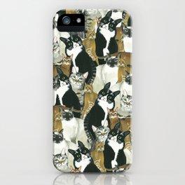 Kitkat. iPhone Case