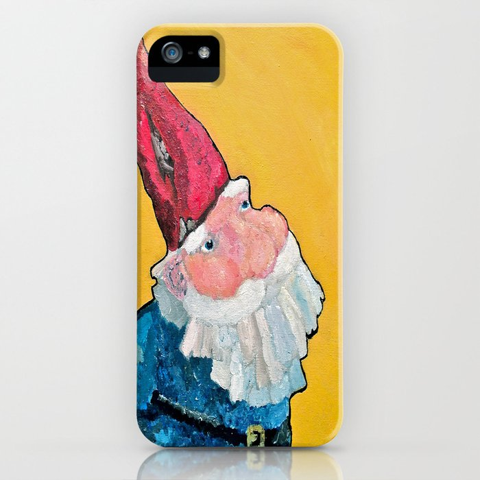 Abstract Study of Gnome (Pt.2) iPhone Case