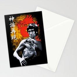 Bruce L e e  Stationery Cards