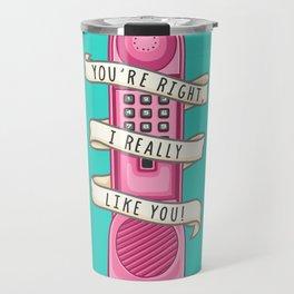 Dream phone Travel Mug