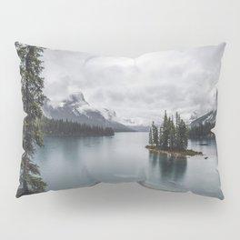 Maligne Lake Jasper Alberta Pillow Sham