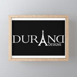 DuranD Framed Mini Art Print