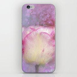 Spring Tulip Impression iPhone Skin