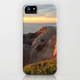 Gold Bluffs iPhone Case