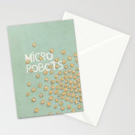 microrobo Stationery Cards