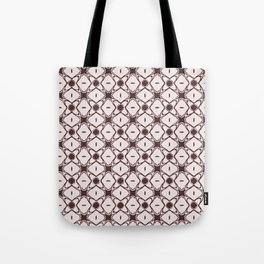 Old Manor Abstract Pattern Tote Bag