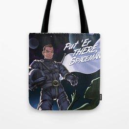 Spaceteam Tote Bag