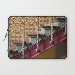Colourful Staircase Laptop Sleeve