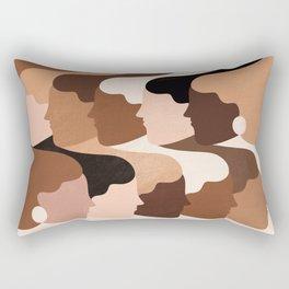 Togetherness Rectangular Pillow