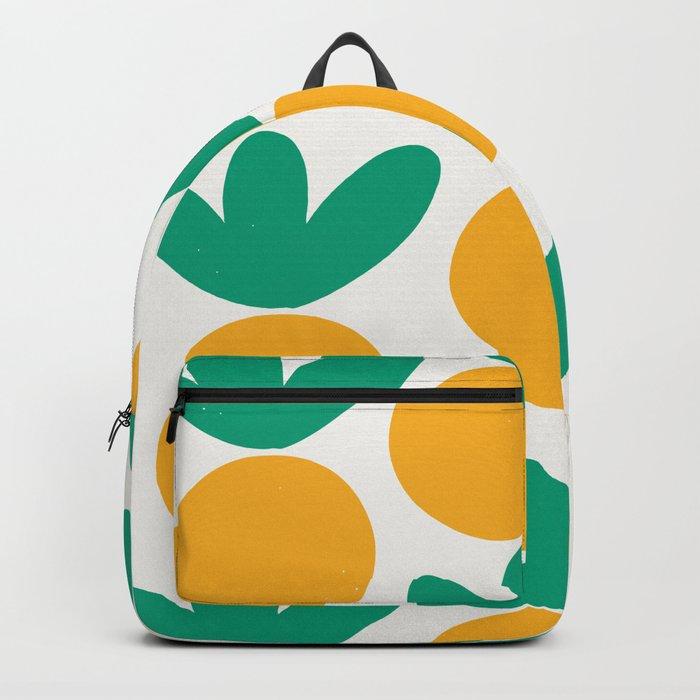 Minimalist Fruit Summer Pattern Backpack