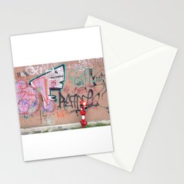 Cluj Graffiti Stationery Cards
