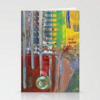 car Stationery Cards featuring Car by Fernando Vieira