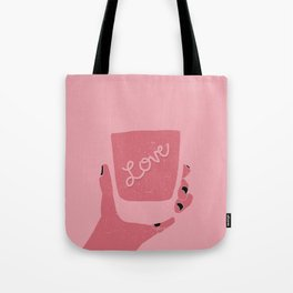 Liquid Love Tote Bag