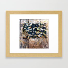 composition number 6 Framed Art Print