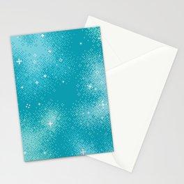 Winter Nebula Stationery Cards