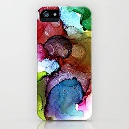 Rainbow Marshmallow iPhone Case