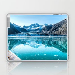 Scenic Alaska cruise to Glacier Bay Laptop & iPad Skin