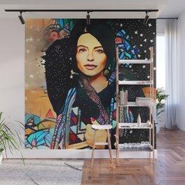 Catch A Falling Star Wall Mural