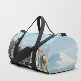 Seattle Dreams Panorama Duffle Bag