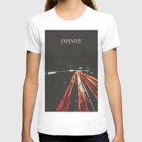 infinite T-shirts featuring infinite by MrPJ6