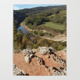 Sparrowhawk Mountain Series, No. 8 Poster